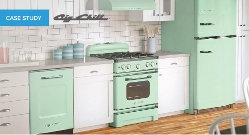 Big Chill is brightening kitchens with Affirm