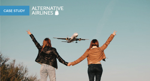 Alternative Airlines offers alternative payments to make booking travel more convenient