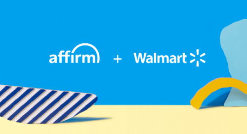 Affirm is now available at Walmart