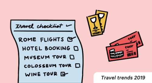 How can a travel business become the one-stop shop for all parts of a trip?