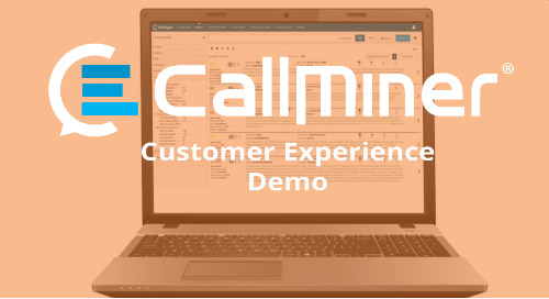 Customer Experience Demo