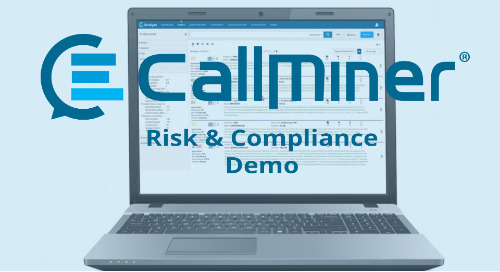 Risk and Compliance Demo