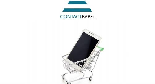 ContactBabel US Contact Center Vertical Market Report: Retail