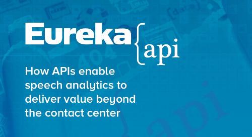 How APIs Enable Speech Analytics