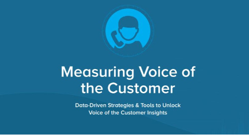 Measuring Voice of the Customer Data-Driven Strategies & Tools to Unlock Voice of the Customer Insight - UK