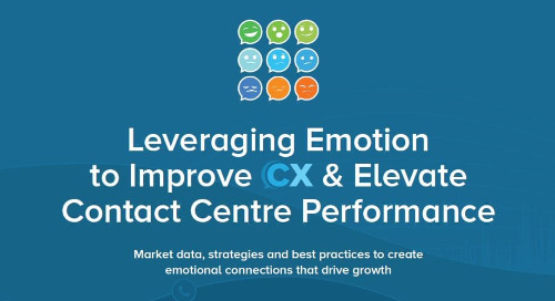Leveraging Emotion to Improve CX & Elevate Contact Centre Performance