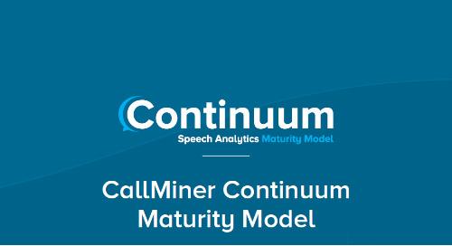 The Continuum Maturity Model