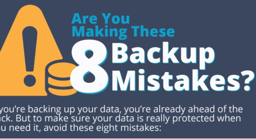 Are You Making These 8 Backup Mistakes?