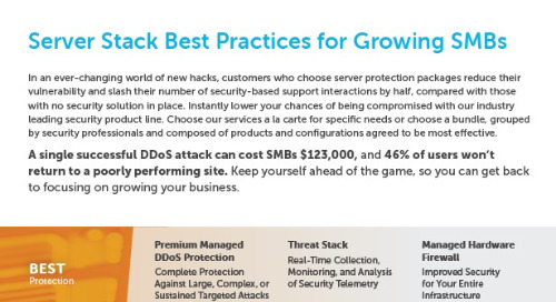 Server Stack Best Practices for Growing SMBs