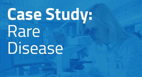 Rare Disease Case Study: Familial Amyloidosis