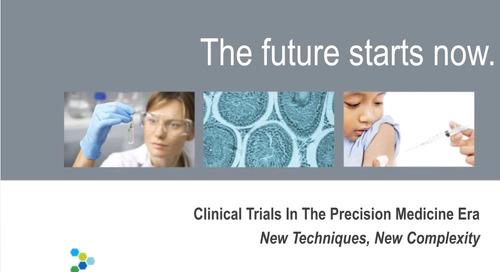 Webinar: Clinical Trials in the Precision Medicine Era