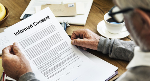 Question: Do sponsors have to change their informed consent documents?