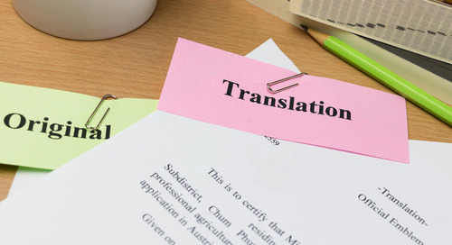 Question: What are the signature requirements for translated informed consent documents?