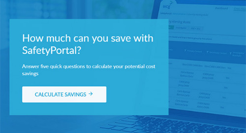 How much can you save with SafetyPortal?