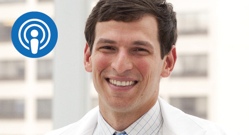 Dr. David Fajgenbaum, MD, Castleman's Disease Survivor, Facing COVID-19 with Research, Action, and Hope