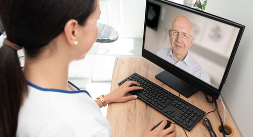 What are the regulations for training home health individuals who are working remotely to collect study data?