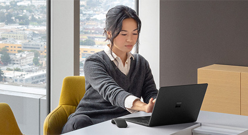 Shift to a modern desktop