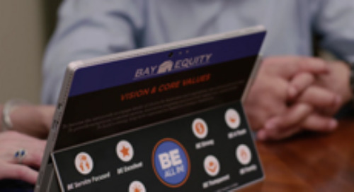 Watch how Bay Equity Home Loans embraced digital transformation