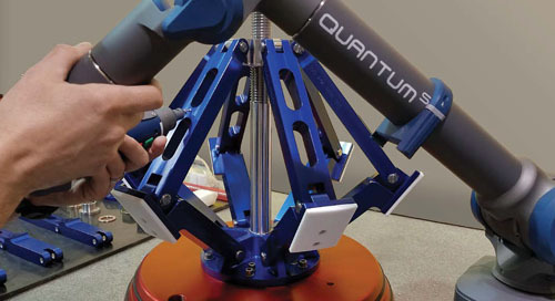 Boeing Supplier of the Year wins jobs with Quantum S FaroArm [PART 1]