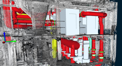 Naval architectural firm leverages 3D to solve large scale problems