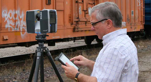 Improving forensic & analytical capabilities with FARO Laser Scanner