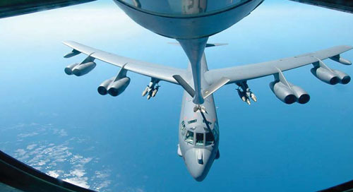 Mission Support Inc. overhauls U.S. Air Force B-52s using the FaroArm