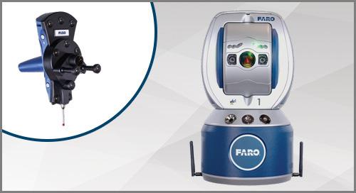 [TECHSHEET] FARO Vantage S6 & E6 Laser Trackers