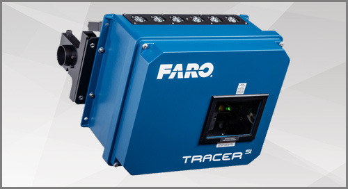 [TECHSHEET] FARO Tracer SI Imaging Laser Projector