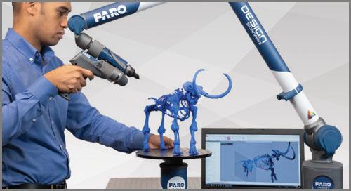 [TECHSHEET] FARO 8-Axis Design ScanArm 2.5C