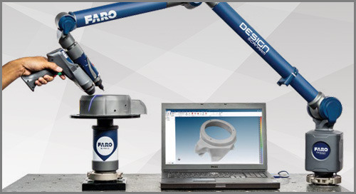 [TECHSHEET] FARO 8-Axis Design ScanArm 2.0