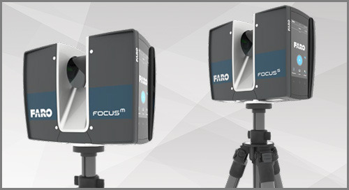 [TECHSHEET] FARO Focus S & M Laser Scanner