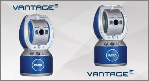 [TECHSHEET] FARO Vantage S & E Laser Tracker