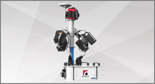 [TECHSHEET] FARO Road-Scanner C Mobile Mapping System