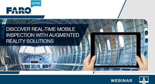 [WEBINAR] How to optimize production processes with Augmented Reality