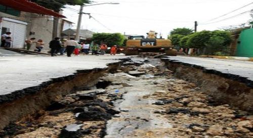 FARO ajuda autoridades Mexicanas a estudar regiões afetadas por terremoto