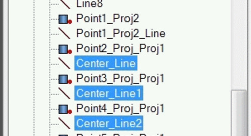 Rename multiple entities in BuildIT: only modify 'copy' points