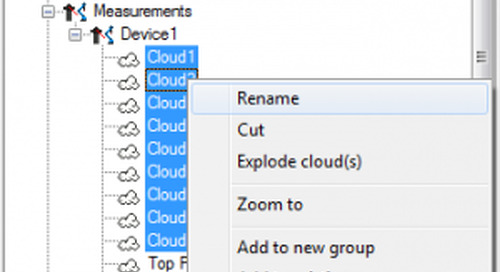 3 easy steps to rename multiple entities in BuildIT