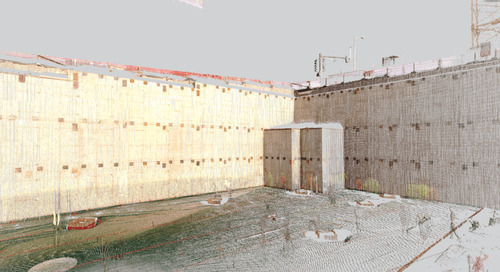 A Clayco previne problemas na construção com digitalização a laser