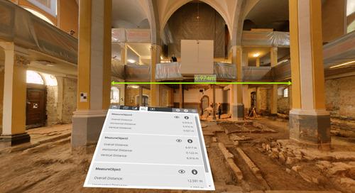 FARO Scene with virtual reality!