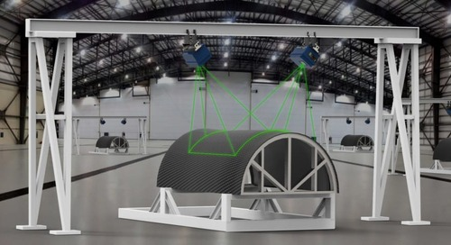 How to use laser projection to streamline manufacturing & eliminate costly physical templates