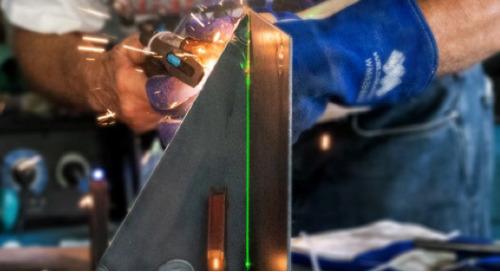 Os templates virtuais agilizam a montagem e a soldagem
