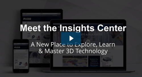 Meet the New Insights Center
