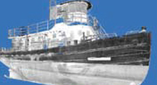 How the FARO Laser Scanner helped remodel a tugboat into a luxury yacht