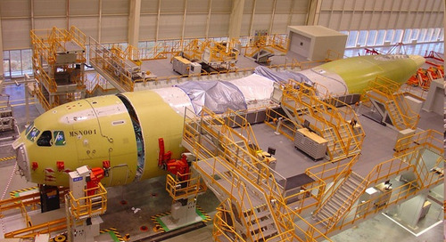Airbus relies on BuildIT to reduce inspection cycle time by 80%