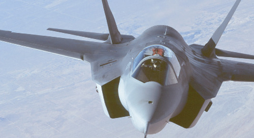 BAE standardizes on BuildIT to manufacture the Joint Strike Fighter