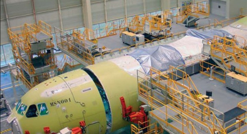 Trends in aerospace assembly: measurement assisted assembly