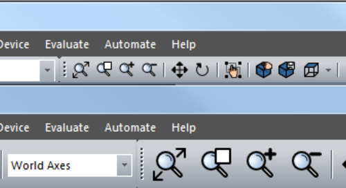 Tricks to customize the user interface in BuildIT