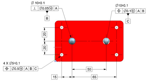 GD&T in precision engineering: diamond pins for precision location