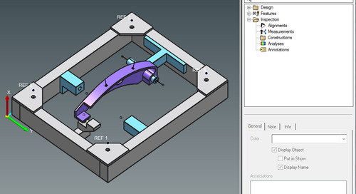 Essential steps to filter between CAD objects in BuildIT