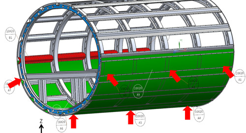 GD&T in aerospace assembly: using datum targets for N-2-1 location